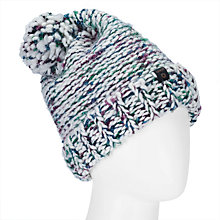 Buy Numph Tao Bobble Hat, Birch Online at johnlewis.com