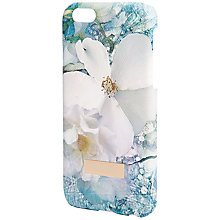 Buy Ted Baker Malissa Crosshatch Iphone 6 Case, Navy Online at johnlewis.com