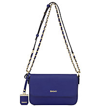 Buy DKNY Bryant Park Saffiano Leather Small Across Body Bag Online at johnlewis.com