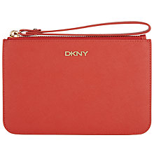 Buy DKNY Bryant Park Saffiano Wristlet Purse Online at johnlewis.com