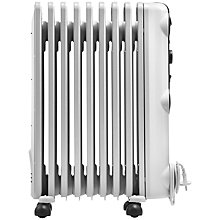 Buy De'Longhi TRRS0920 Oil-Filled Radiator Online at johnlewis.com