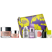 Buy Clinique All About Eyes - All Skin Types, 15ml and Moisture Surge Extended Thirst Relief - All Skin Types, 50ml with FREE Clinique Bonus Time Gift Online at johnlewis.com