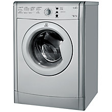 Buy Indesit IDVL75BRS Freestanding Vented Tumble Dryer, 7kg Load, B Energy Rating, Silver Online at johnlewis.com