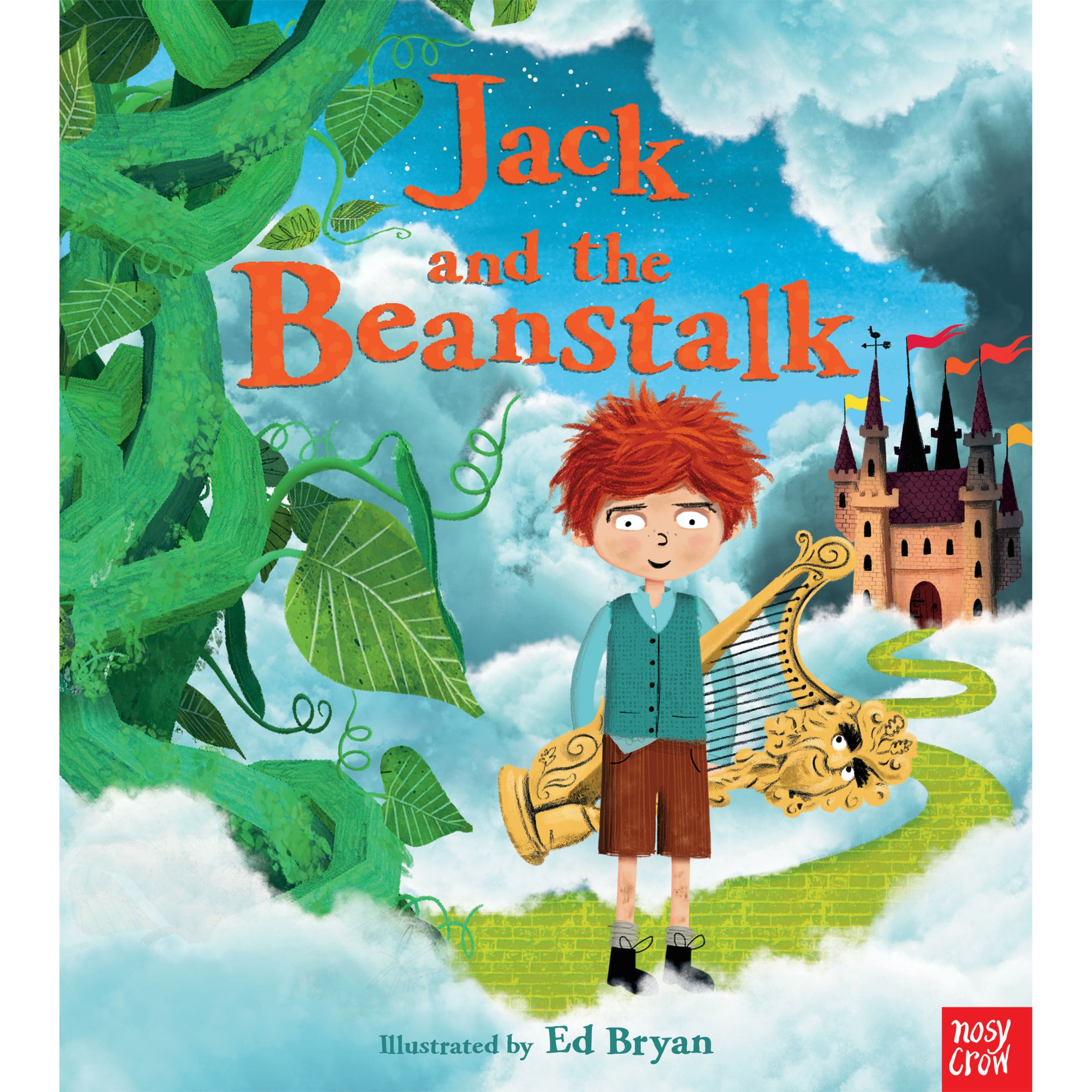 Nosy Crow Jack and the Beanstalk Book