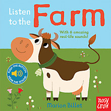 Buy Listen to the Farm Book Online at johnlewis.com