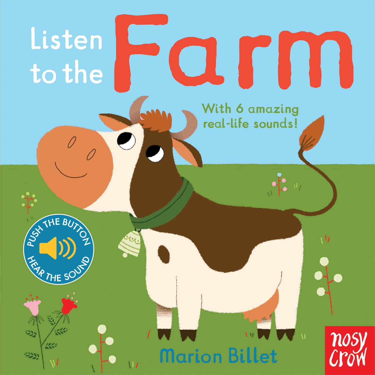 Nosy Crow Listen to the Farm Book