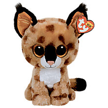 Buy Ty Beanie Boo Soft Toy, Buckwheat Online at johnlewis.com