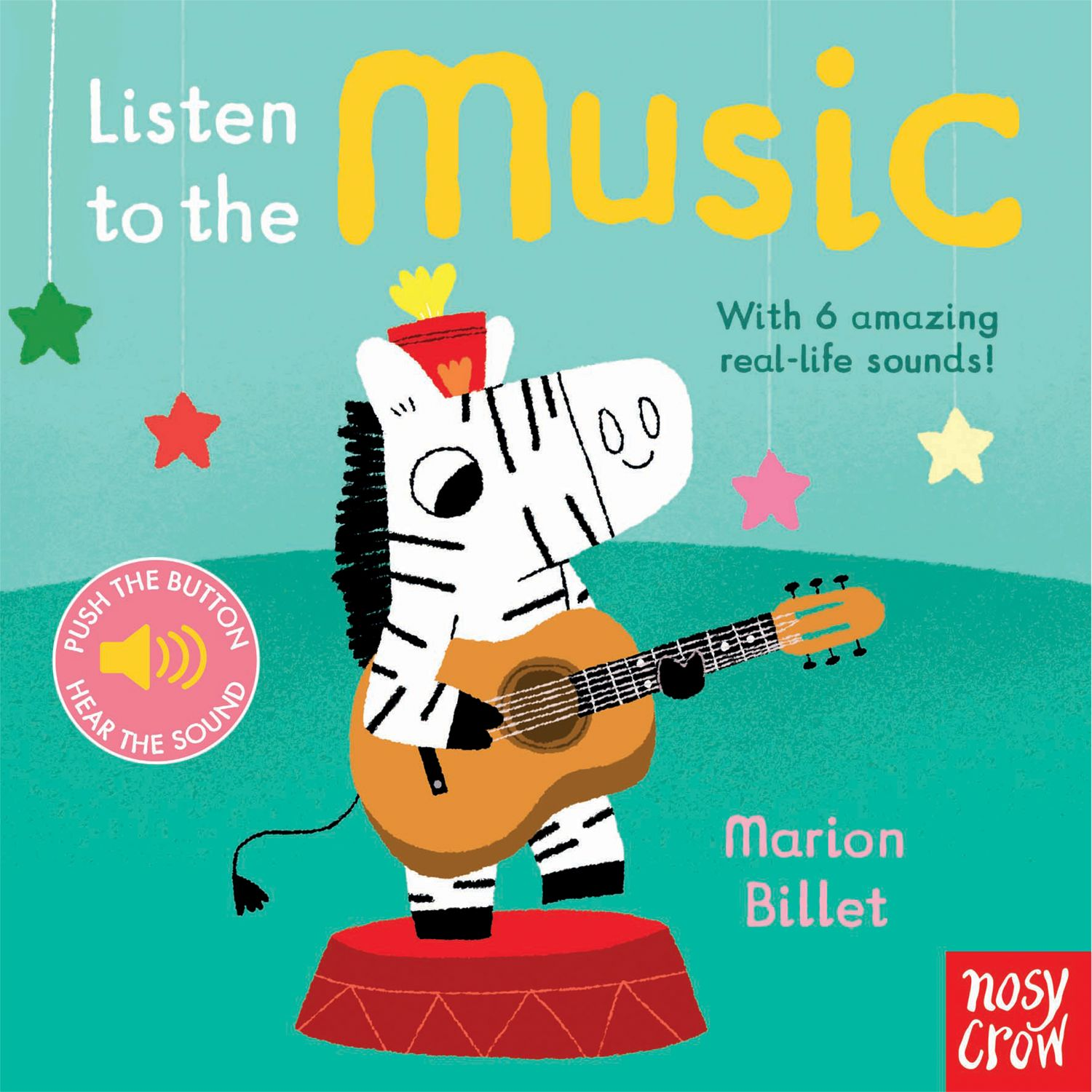 Nosy Crow Listen to the Music Book