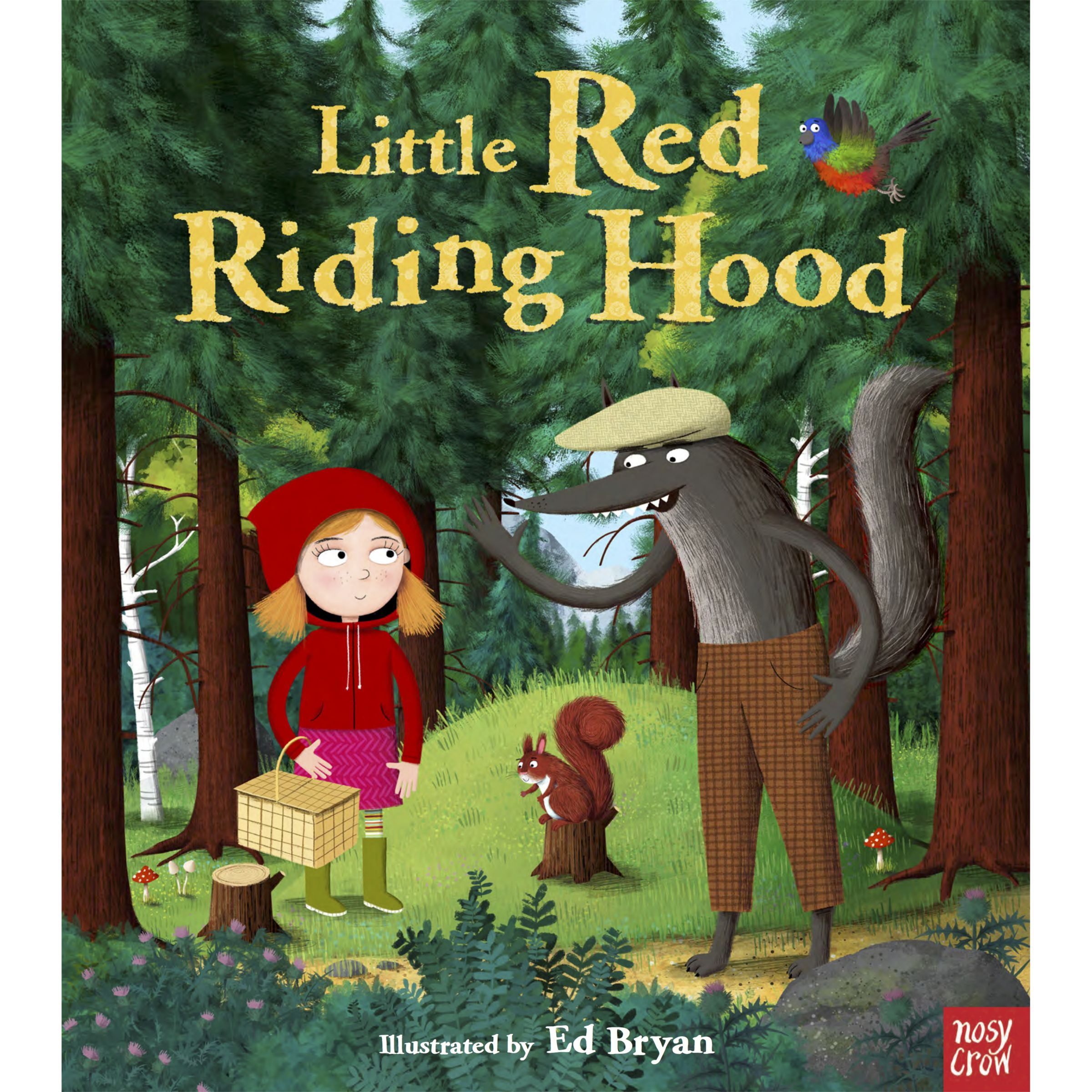 Nosy Crow Little Red Riding Hood Book