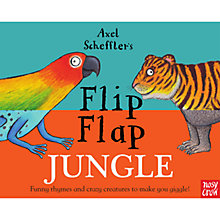 Buy Flip Flap Jungle Book Online at johnlewis.com