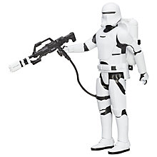 Buy Star Wars Episode VII: The Force Awakens Flametrooper Figure Online at johnlewis.com