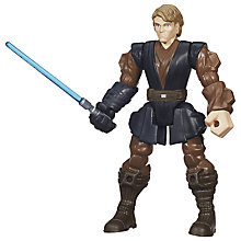 Buy Star Wars Episode VII: The Force Awakens Anakin Skywalker Hero Masher Online at johnlewis.com