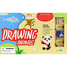 Buy Drawing Animals Kit Online at johnlewis.com