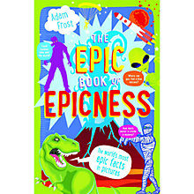 Buy Epic Book of Epicness & Awesome Book of Awesomeness 2 Pack Online at johnlewis.com