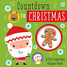 Buy Countdown To Christmas Book Online at johnlewis.com