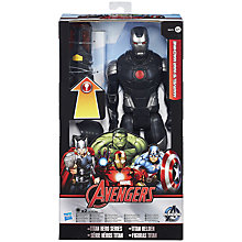 Buy The Avengers Marvel's War Machine Figure Online at johnlewis.com