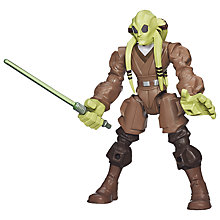 Buy Star Wars Episode VII: The Force Awakens Kit Fisto Hero Masher Online at johnlewis.com