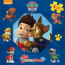 Buy Paw Patrol Puzzle Book Online at johnlewis.com