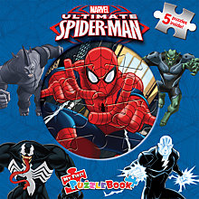 Buy Spider-Man Puzzle Book Online at johnlewis.com