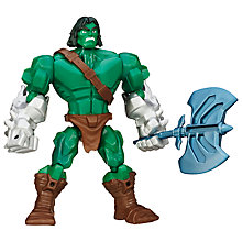 Buy Marvel Superhero Mashers Figure, Skaar Online at johnlewis.com