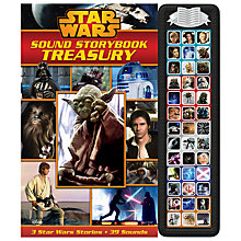Buy Star Wars Episode VII: The Force Awakens Sound Treasury Storybook Online at johnlewis.com