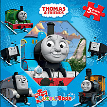 Buy Thomas and Friends Puzzle Book Online at johnlewis.com