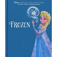 Buy Disney Movie Story Book Series, Frozen Online at johnlewis.com