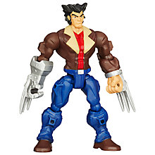 Buy Marvel Superhero Mashers Figure, Wolverine Online at johnlewis.com