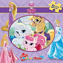 Buy Disney Palace Pets Puzzle Book Online at johnlewis.com