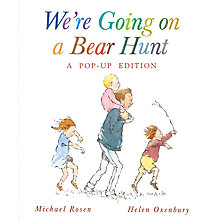 Buy We're Going On A Bear Hunt Book: A Pop-Up Edition Online at johnlewis.com