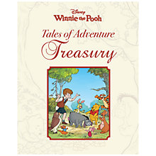 Buy Disney Winnie the Pooh Tales of Adventure Treasury Book Online at johnlewis.com
