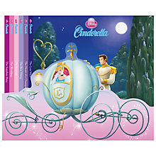Buy Disney Cinderella Library Online at johnlewis.com