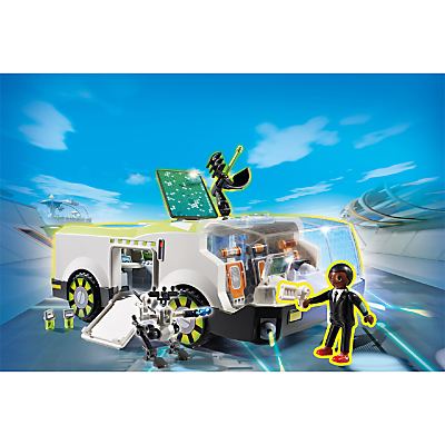 Click here for Playmobil Super 4 Techno Chameleon Vehicle Play Set