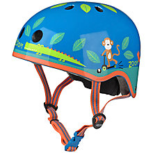 Buy Micro Scooters Wildlife Safety Helmet, Small Online at johnlewis.com
