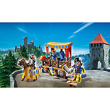 Buy Playmobil Super 4 Royal Tribute Play Set Online at johnlewis.com