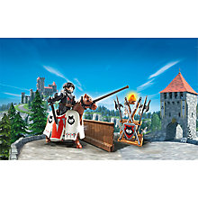 Buy Playmobil Super 4 Jousting Rypan Figure Online at johnlewis.com