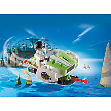 Buy Playmobil Super 4 Skyjet Set Online at johnlewis.com