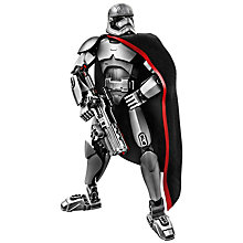 Buy LEGO Star Wars Captain Phasma Buildable Action Figure Online at johnlewis.com
