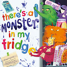 Buy There's A Monster In My Fridge Book Online at johnlewis.com