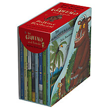Buy The Gruffalo and Friends Bedtime Bookcase Online at johnlewis.com
