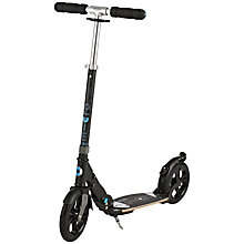 Buy Micro Flex Deluxe Scooter, Black Online at johnlewis.com