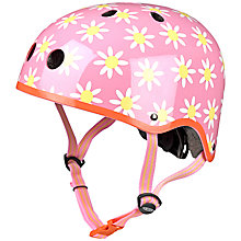 Buy Micro Scooters Daisy Safety Helmet, Small Online at johnlewis.com