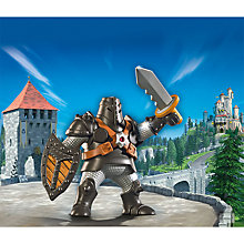 Buy Playmobil Super 4 Black Colossus Figure Online at johnlewis.com
