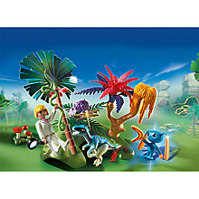 Buy Playmobil Super 4 Lost Island Play Set Online at johnlewis.com