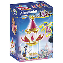 Buy Playmobil Super 4 Musical Flower Tower Play Set Online at johnlewis.com