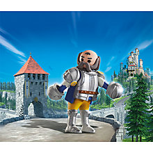 Buy Playmobil Super 4 Royal Guard Sir Ulf Figure Online at johnlewis.com