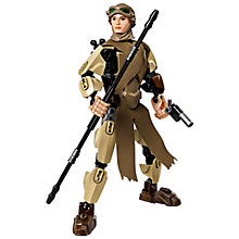 Buy LEGO Star Wars Rey Buildable Action Figure Online at johnlewis.com