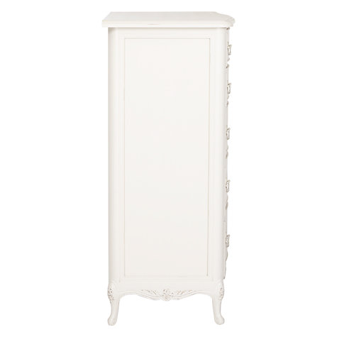 Buy John Lewis Rose Mist 5 Drawer Chest Online at johnlewis.com