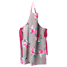 Buy Joules Pinny Printed Apron Online at johnlewis.com