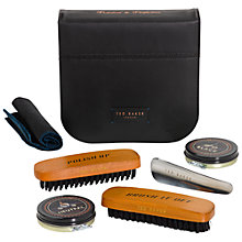 Buy Ted Baker Shoe Shine Kit Online at johnlewis.com